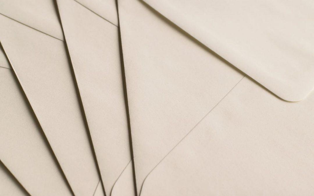Neu in tomedo: Postalische Briefe automatisch verschicken