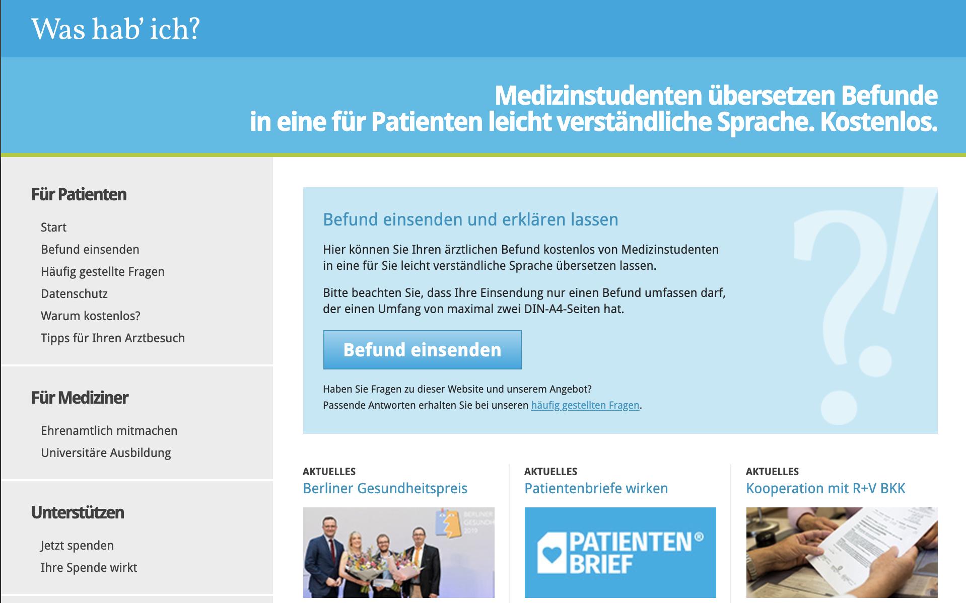 Screenshot: washabich.de