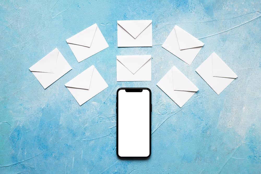 Neu in tomedo: Einfacher SMS-Versand